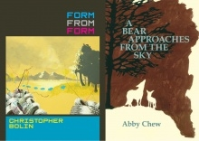 Book covers, Form from Form and A Bear Approaches from the Sky