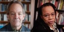 Tom Drury and Tracie Morris