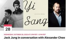 Jack Jung and Alexander Chee
