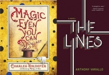 Magic Even You Can Do and The Lines book covers