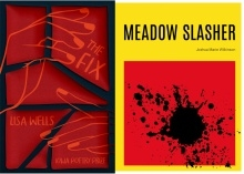 Book Covers for The Fix and Meadow Slasher