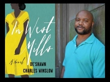 De'Shawn Charles Winslow and book cover