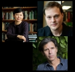 Yiyun Li, Garth Greenwell, and Oscar Cásares