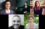 Carmen Giménez Smith, Carmen Maria Machado, Janine di Giovanni, Shane McCrae, Joanna Klink