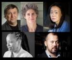 Stephen Kuusisto, Andrea Cohen, Sandra Lim,Tracie Morris, Alexander Chee