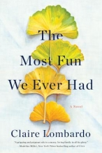 The Most Fun We Ever Had book cover