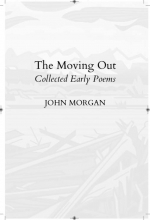 The Moving Out: Collected Early Poems book cover proof