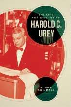 The Life and Science of Harold C. Urey book cover