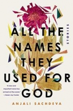 All the Names They Used for God book cover