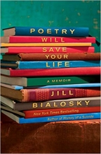 Poetry Will Save Your Life book cover