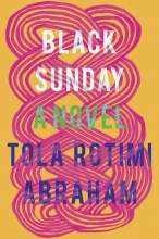 Black Sunday book cover