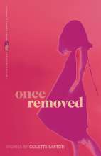 Once Removed book cover