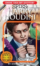 Choose Your Own Adventure SPIES: Harry Houdini book cover