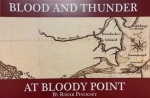 Blood and Thunder at Bloody Point book cover