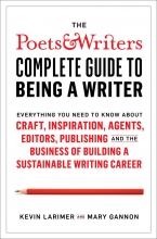 The Poets & Writers Complete Guide to Being a Writer book cover