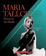 Maria Tallchief: Woman of Two Worlds book cover