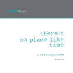 There's No Place Like Time book cover