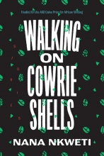 Walking on Cowrie Shells book cover