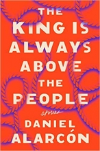 The King Is Always Above the People book cover