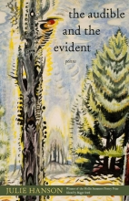 The Audible and the Evident book cover