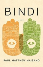 Bindi book cover