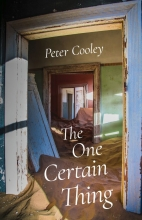 The One Certain Thing book cover