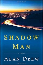 Shadow Man book cover