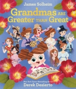 Grandmas Are Greater Than Great book cover