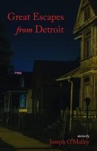 Great Escapes from Detroit book cover