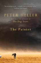 The Painter book cover