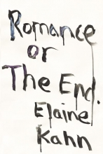 Romance or The End book cover