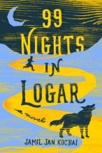 99 Nights in Logar book cover