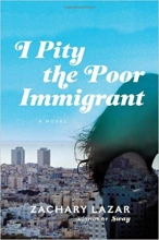 I Pity the Poor Immigrant book cover