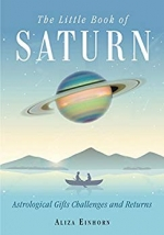 The Little Book of Saturn book cover