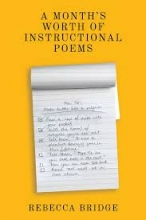 A Month's Worth of Instructional Poems book cover