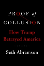 Proof of Collusion: How Trump Betrayed America book cover