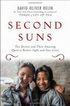Second Suns book cover