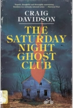 The Saturday Night Ghost Club book cover