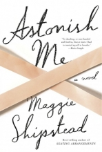 Astonish Me book cover