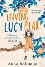 Leaving Lucy Pear book cover