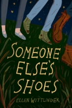 Someone Else's Shoes book cover