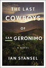 The Last Cowboys of San Geronimo book cover
