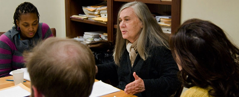 Marilynne Robinson's Graduate Fiction Workshop